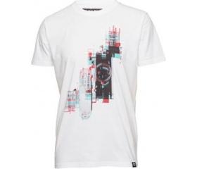 Cooph férfi póló Anaglyph fehér XL