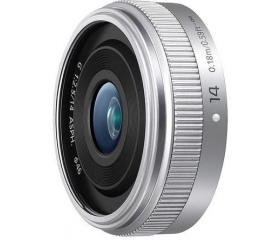 Panasonic LUMIX G 14 mm / F2.5 II ASPH. ezüst