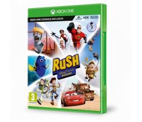 Pixar Rush