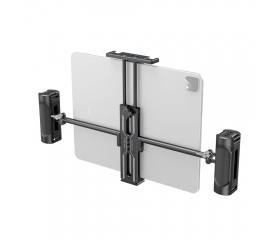 SMALLRIG Tablet Mount with Dual Handgrip for iPad