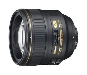 Nikon Nikkor AF-S 85mm f/1.4G