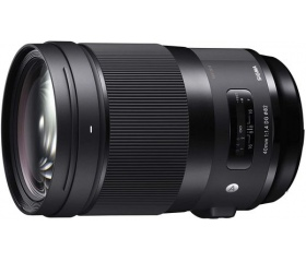 SIGMA 40mm f/1.4 DG HSM ART (CANON)