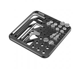 SMALLRIG Screw and Hex Key Storage Plate MD3184