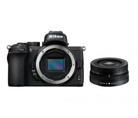 Nikon Z50 + 16-50 VR kit