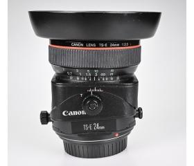 Használt Canon EF 24mm f/3.5L TS-E sn:17375