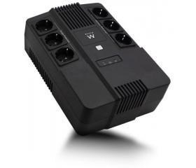 Ewent EW3945 600VA /360W Vonalinteraktív UPS