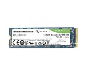 Seagate BarraCuda 510 512GB M.2 NVMe SSD