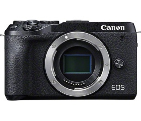 CANON EOS M6 Mark II váz fekete