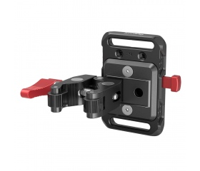 SMALLRIG Mini V Mount Battery Plate with Crab-Shap
