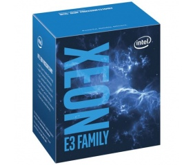Intel Xeon E3-1230 v6 dobozos