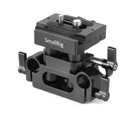 SMALLRIG Universal 15mm Rail Support System Basepl