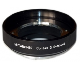 Metabones Contax G lencse - E-mount adapter