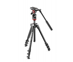 Manfrotto Befree kit w Befree live head