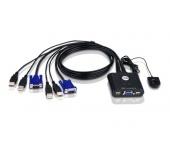 KVM, Video eszközök
