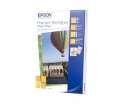 Epson Premium Semigloss fotópapír 10x15cm 50lap