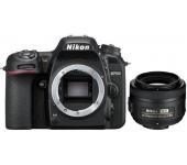 Nikon D7500 + 35 1.8 Kit