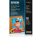 Epson Glossy 10x15cm 100 lap