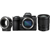 Nikon Z7 II + 24-70 f/4 + FTZ adapter kit
