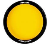 Profoto Clic Gel - sárga