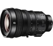 Sony E PZ 18–110 mm F4 G OSS