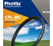 Phottix CPL-MC körkörös polárszűrő vékony 82mm