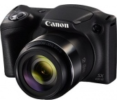 Canon PowerShot SX430 IS fekete