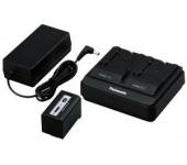 Panasonic AG-VBR59E akkumulátor + dupla töltő