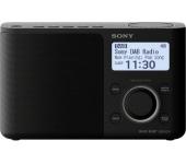 Sony XDR-S61D DAB/DAB+ fekete