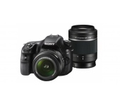 Sony Alpha SLT-A58Y + 18-55mm + 55-200 Kit