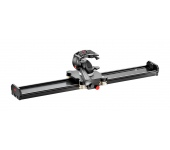 Manfrotto Slider 60cm + 3W fej