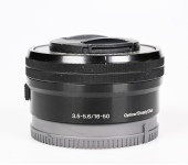 Használt Sony  16-50mm f/3.5-5.6 PZ OSS objektív E