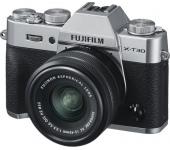 Fujifilm X-T30 XC15-45mm kit ezüst