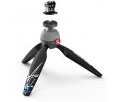 Manfrotto Pixi Xtreme állvány GoPro adapterrel