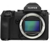 Fujifilm GFX 50S fekete váz