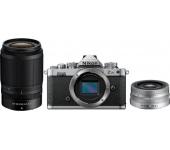 Nikon Z fc + 16-50mm DX VR + 50-250mm DX VR Kit