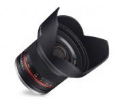 Samyang 12mm / f2.0 NCS CS (Olympus MFT) Fekete