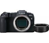 Canon EOS RP váz + EF-EOS R adapter kit