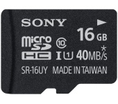 Sony 16GB Micro SDHC Card UHS-I