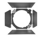 HENSEL 4 szárnyú fényterelő szűrőtartóval 7
