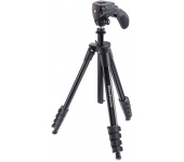 Manfrotto Compact Action fekete