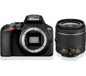 Nikon D3500 + AF-P DX 18–55 VR