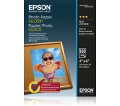 Epson Glossy 10x15cm 500 lap