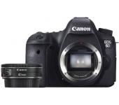 Canon EOS 6D + EF 40mm f/2.8 STM kit