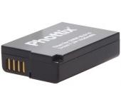 Phottix DMW-BLD10 Li-ion akkumulátor Panasonic GF2