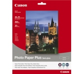 CANON SG201 8X10 20SH SEMI-GLOSSY SG-201 Fotópapír