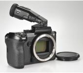 Demó Fujifilm GFX50s + keresőadapter sn:71010949