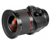Samyang Tilt-Shift 24mm / f3,5 ED AS UMC Sony
