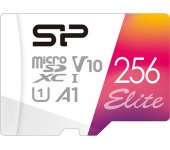 Silicon Power microSDXC Elite C10 U1 A1 V10 256GB