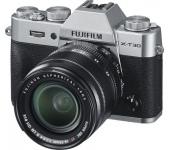Fujifilm X-T30 XF18-55mm f/2.8-4 R kit ezüst