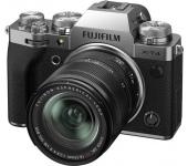 Fujifilm X-T4 ezüst + 18-55mm f/2.8-4 R kit